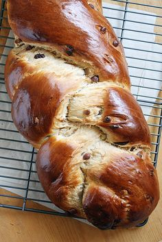 Triple Chocolate Challah, oh my! (I've never made Challah before, but I figure I should try with chocolate) Yeast Bread, Bread Baking, Cannoli, Bread Recipes, Cooking Recipes, Muffins, Strudel, Biscuits, Jewish Recipes