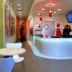 Photo of Tutti Frutti Frozen Yogurt - Pittsburgh, PA, United States. Interior