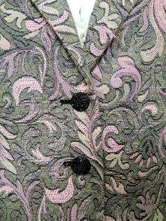 Womens Sze 12 Dress Barn Lined Jacket Lavender Pink Black Lace Trim Long Sleeve #DressBarn #BasicJacket