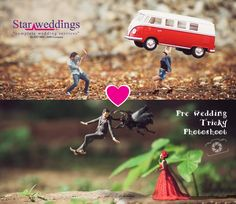 surprise shoots of the bride and groom will definitely surprise every couple and their beautiful moments captured with some of our very own ‪#‎tricks‬. StarWeddings have a group of tricky photographers exclusively trained for this who do an ‪#‎exceptional_job‬ in the same. To have some mind-blowing magic and fun in your everlasting photographs, Hire us soon !! ‪#‎StarWeddings‬ We are the ‪#‎Superstar‬ in Weddings. call us at +919600006335 to hire us / visit www.starweddings.in