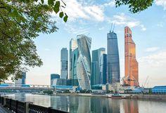 Москва. Сити