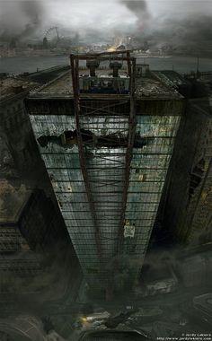 Post Apocalypse Lond
