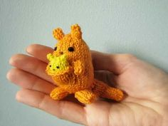 Tiny Kangoroo