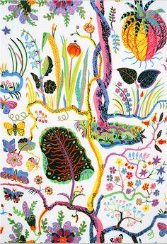 I LOVE Josef Frank  camillaperkins: