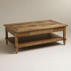 Atelier Coffee Table on Wanelo