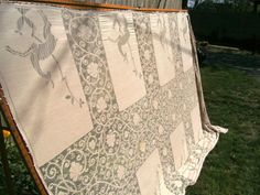 vintage curtain stretcher - Google Search