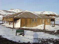 Scott's Discovery Hut, Antarctica