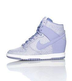 Nike Nike Dunk Sky High TXT Zapatillas con cu a Mujer LavandaTgJoU4 cordial s lo para ti