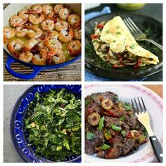 South Beach Diet Phase One Recipes Round-Up for December 2012 (For anyone who wants #LowGlycemic or #LowCarb recipes for health, weight loss, or blood sugar control, these monthly round-ups have a lot of great finds!) [from Kalyn's Kitchen and other food blogs]