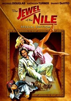 The Jewel of the Nile (1985) movie #poster, #tshirt, #mousepad, #movieposters2