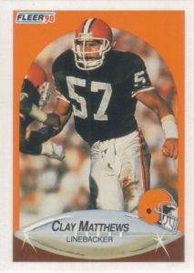 purchase cheap 02a3f c3f29 59 Best Clay Matthews #1 Brown images in 2015 | Clay ...