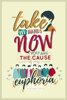 Euphoria lyrics typography poster :d Bts Song Lyrics, Bts Lyrics Quotes, Bts Qoutes, Me Too Lyrics, Bts New Song, Calligraphy Quotes Lyrics, Music Lyrics, Bts Wallpaper Lyrics, K Wallpaper