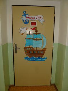Dveře do námořnické 1.B