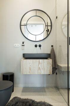 Mój dom, czyli jak się urządziłam – Dorota Szelągowska, Blog Doroty Szelągowskiej Modern Decor, Living Room Decor, Mirror, Bathroom, House, Furniture, Home Decor, Drawing Room Decoration, Washroom