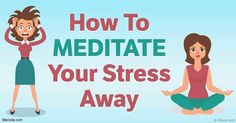Life is too short to be stressed out. Meditation Actually Alleviates Stress http://crwd.fr/2lvxRDRDouble Ap if you agree