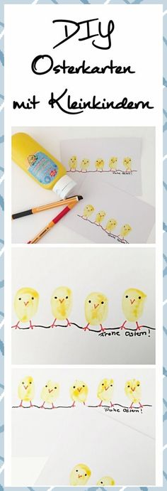 Schnelle Osterkarte mit Kleinkindern basteln – Basteln Mit Beton Tisch Make a quick Easter card with toddlers – craft with … Diy And Crafts, Crafts For Kids, Love Bears All Things, Credit Card Application, Concrete Table, Birthday Photos, Feeling Happy, Toddler Crafts, Happy Easter