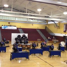 Delaware Valley Regional HS Percussion