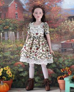 Autumn-Floral-Lace-Dress-for-Tonner-Young-Marley-Wentworth-Patience