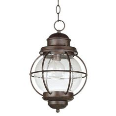 Hatteras Pendant Light.