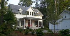 55 Reidsville Place - Coastal Living Holiday House traditional exterior