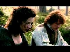 ▶ Outlander STORY OF CLAIRE AND JAMIE + wedding night - YouTube