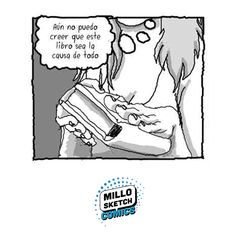 The cause of everything #drawing #comics #fumetti #illustration #quadrinhos #tebeo #storytelling #books