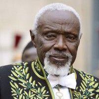 Ousmane Sow, premier Noir à l'Académie des Beaux-arts, dédie son installation à l'Afrique et à Mandela