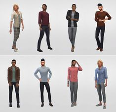 Netz-à-porter – outfits ready to wear for your sims (no CC required) - Page 3 Sims 4 Mm Cc, Sims Four, My Sims, Sims 4 Mods Clothes, Sims 4 Clothing, The Sims 4 Packs, Sims 4 House Design, Sims 4 Characters, Maxi Outfits