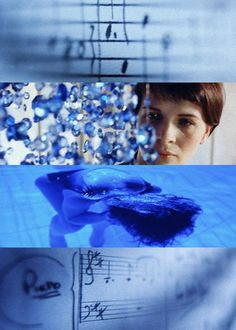 """Now I have only one thing left to do: nothing. I don't want any belongings, any memories. No friends, no love. Those are all traps."" Trois Couleurs: Bleu / Krzysztof Kieslowski"