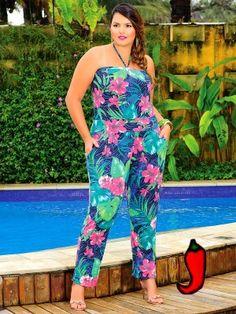 Loja virtual plus size, moda feminina em tamanhos grandes especiais. Tamanhos Especiais by Pimenta Nativa.