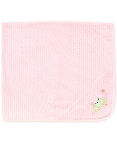 Little Me Baby Blanket, Girls Blanket