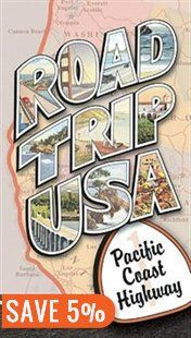Road Trip Usa Pacific Coast Highway Book by Jamie Jensen | Trade Paperback | chapters.indigo.ca