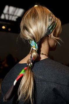 21 Ways To Reinvent Your Ponytail 21 Ways To Reinvent Your Ponytail