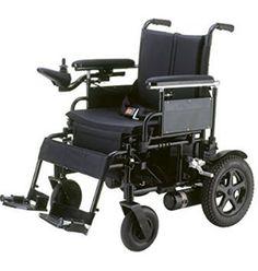 6. Drive Medical 18 Inch Power Wheelchair