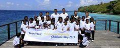 Children and Hospitality – Dusit Thani Maldives Celebrates Children's Day