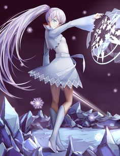 Weiss by 红茶菌 on pixiv