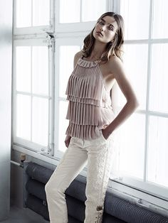 H&M Conscious Collection: Photo courtesy of H&M