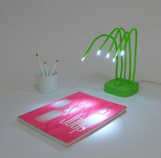 Creative Table Lamps : Green Table Lamp