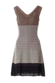 #MMissoni   Color Blocks Lurex Dress   Spring 2014 Collection
