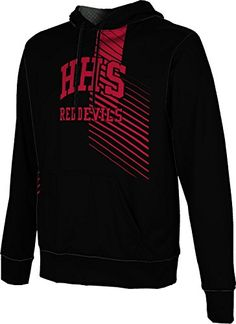 ProSphere Mens Huntington High School Hustle Pullover Hoodie XLarge ** You can find out more details at the link of the image.