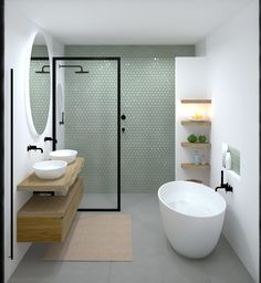 Modern Bathroom Design, Bathroom Interior Design, Interior Paint, Interior Ideas, Bathroom Renos, Small Bathroom, Remodel Bathroom, Bathroom Fixtures, Bathroom Ideas