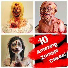 Zombie invasion......