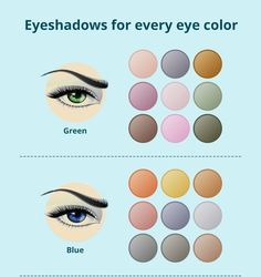 The eye makeup tips are just priceless!