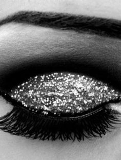 sequin eye