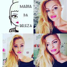 Make up by Sofia Gonçalves  Instagram Maria_da_beleza