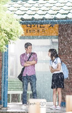 Doctors, probably the most mature yet at the same time adorably cute kdrama I've watched in a while. The leads have such powerful chemistry and the story is just great! Love love love
