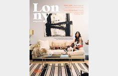 """lonny magazine"" - home decor magazine"
