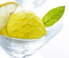 Lemon Ice Cream - Recipe Community