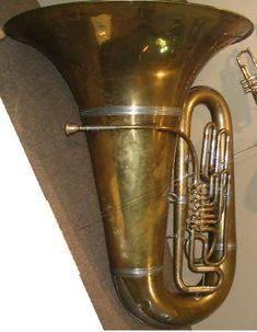 Tuba Pictures, Brass Musical Instruments, Sousaphone, Disco Fashion, Piano, History, Metal, Concrete, Wisdom