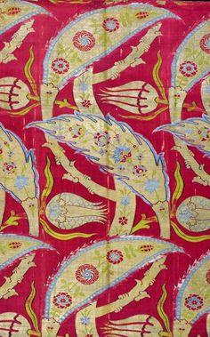 Kemha woven textile, Istanbul.